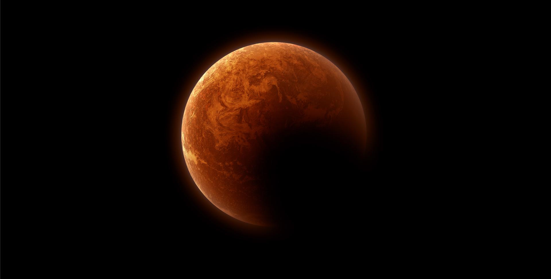 La experiencia de vivir en Marte con Nuba
