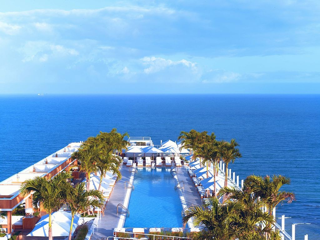 Azotea 1 Hotel South Beach