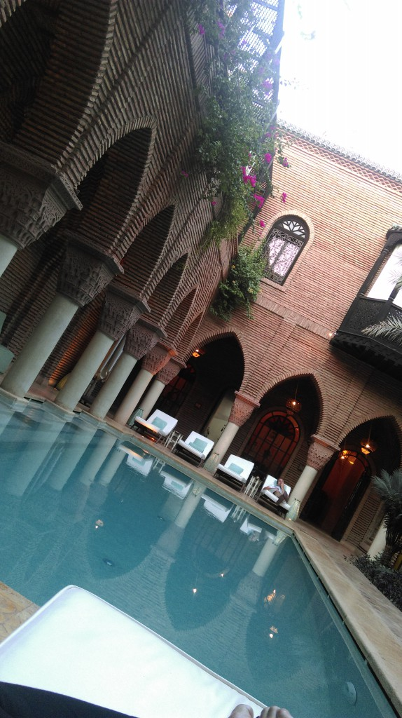 piscina La Sultana