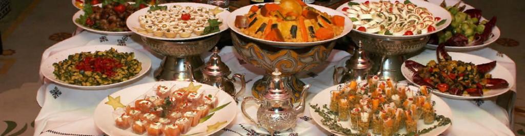 Aperitivo en restaurante Dar Yacout
