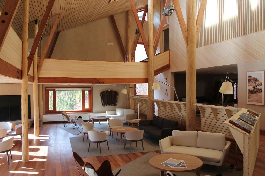 Lounge Hotel Explora Valle Sagrado