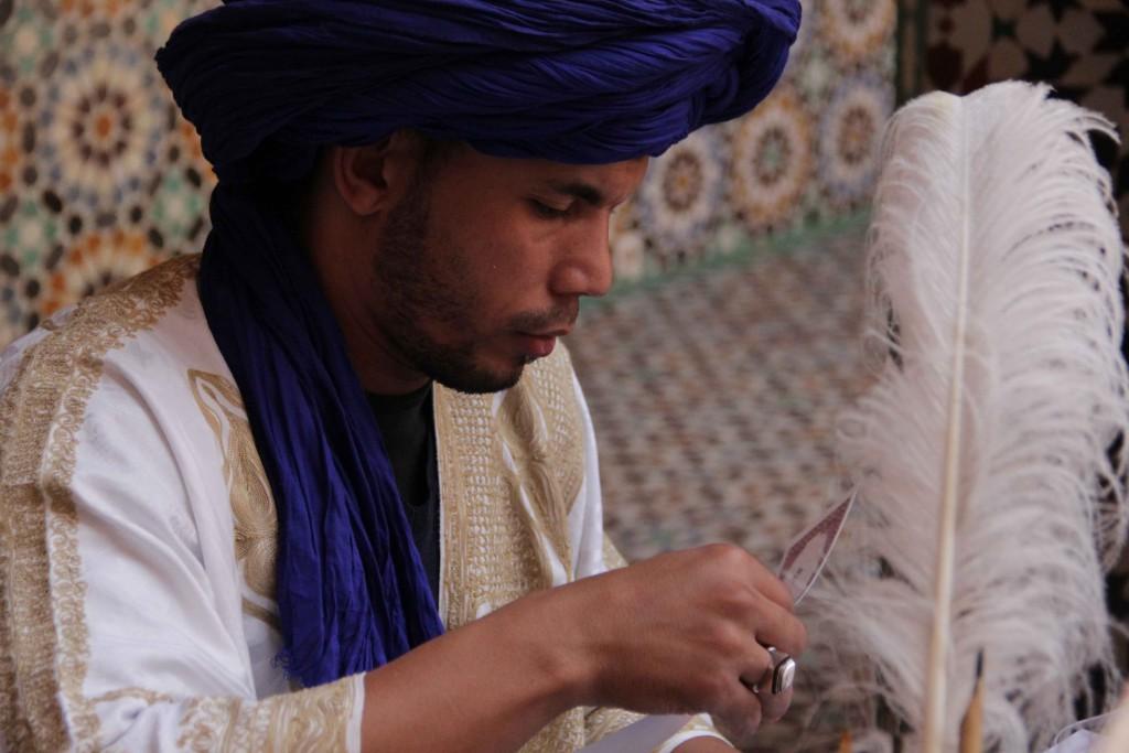 Artista árabe