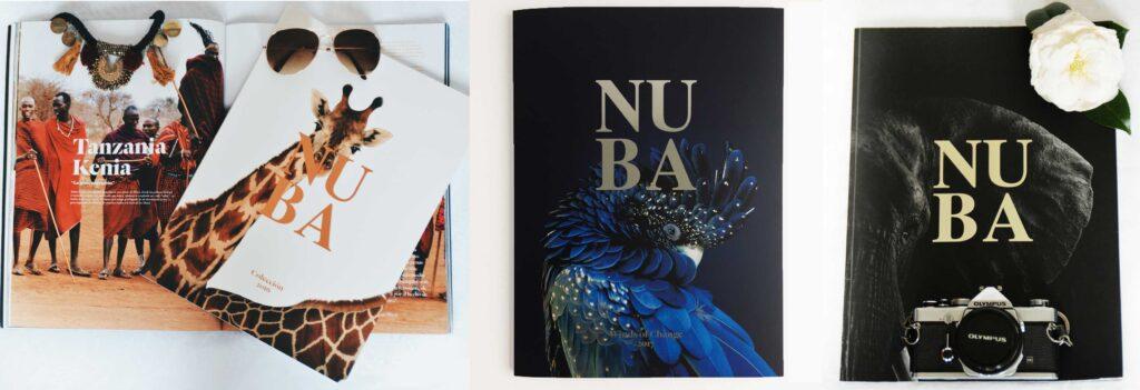 Colección de Viajes NUBA 2017