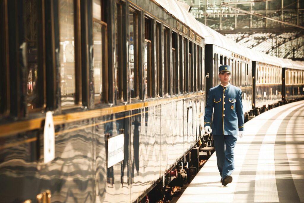 Última llamada para los pasajeros del Orient Express...