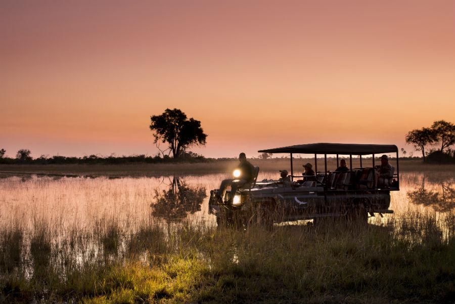 Botswana NUBA