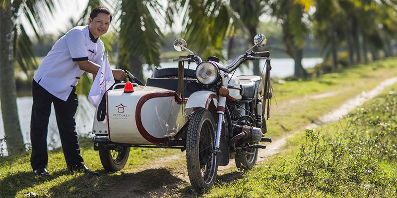 sidecar vietnam