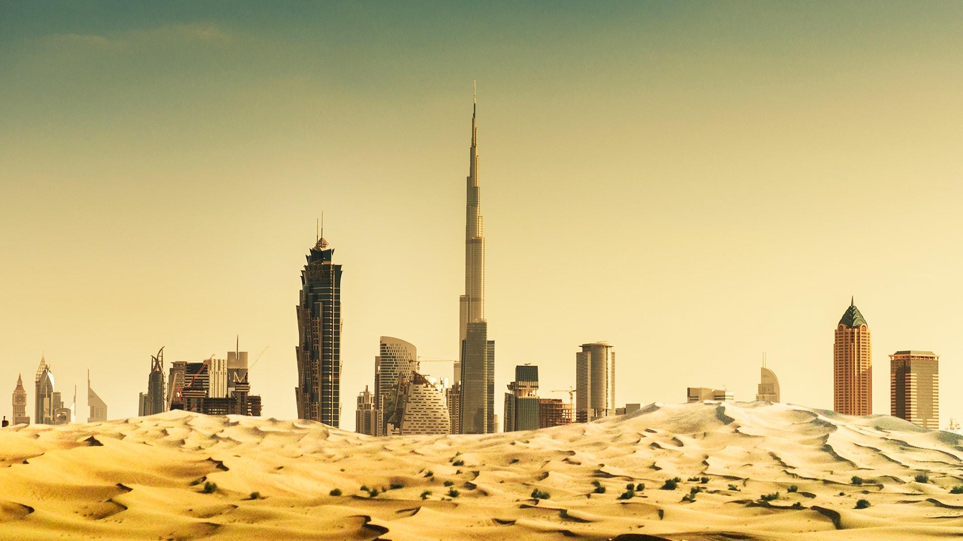 El lujo de Dubai y Abu Dhabi