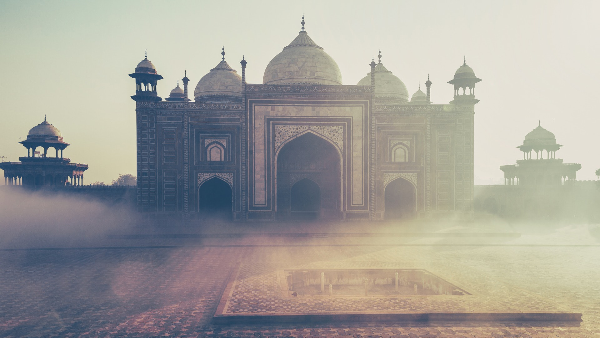 Los palacios de India