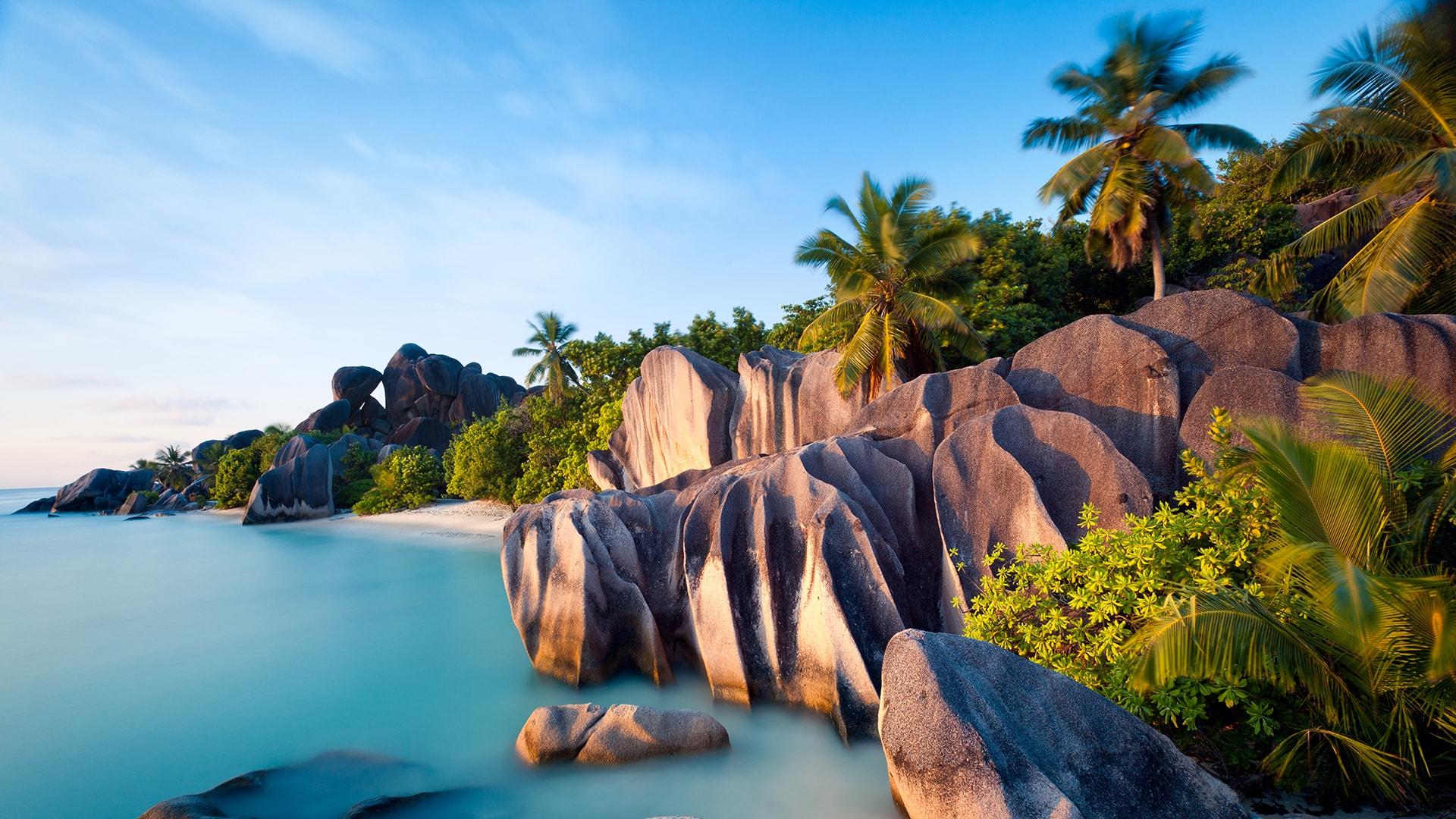 Las maravillosas Playas de África