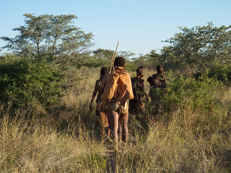 Botswana. Aprende cómo viven los Bosquimanos