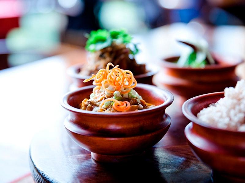 Bhutan. Bhutanese cooking classes