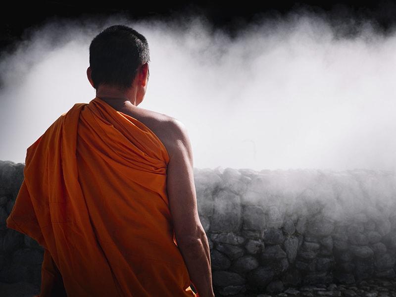 Bhutan. Visit an ancient monastery of Khewa Lhakang