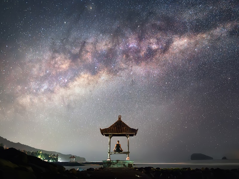 Indonesia. Decipher the secrets of the firmament with a Balinese astrologer