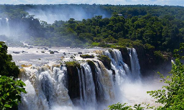 Cataratas de Argentina