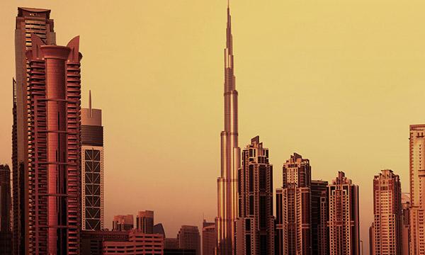 Discover the luxury of Dubai