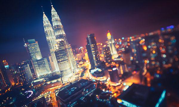 Tailor made trip to Malaysia