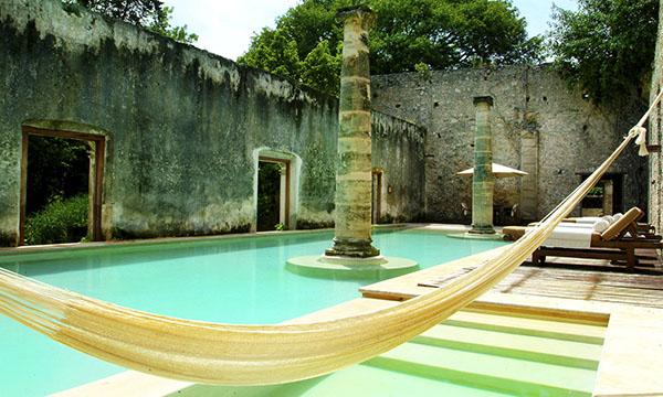 The haciendas of Mexico