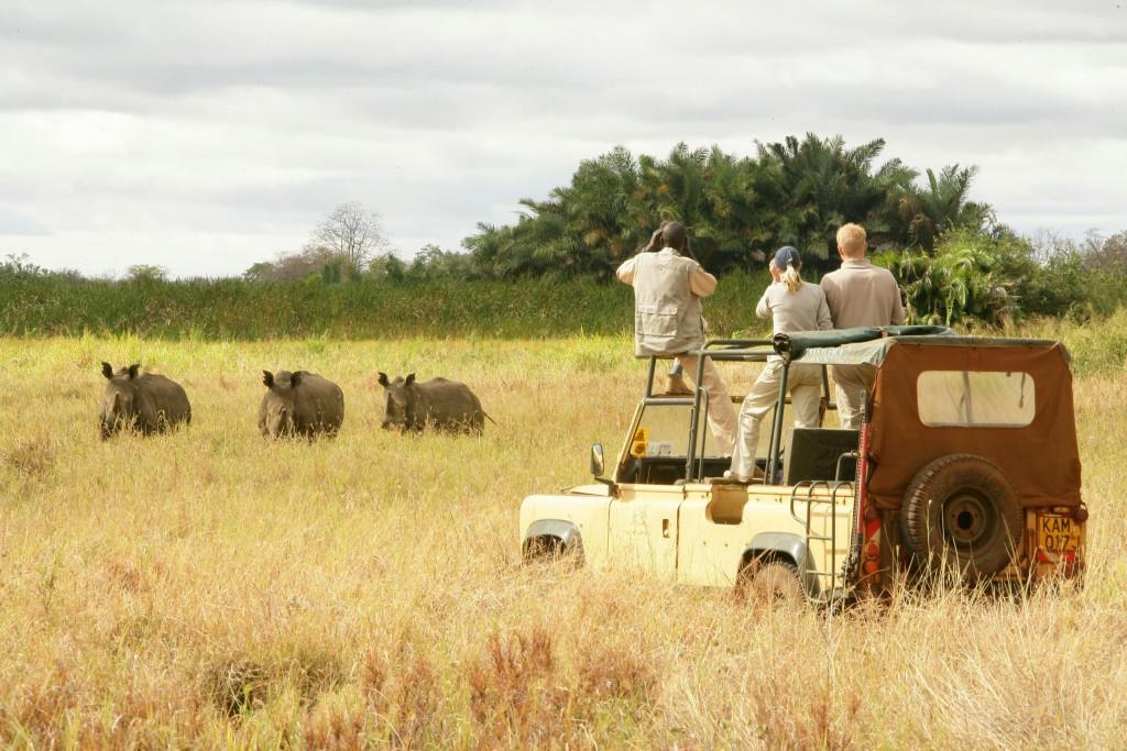 itinerario kenia incentivo