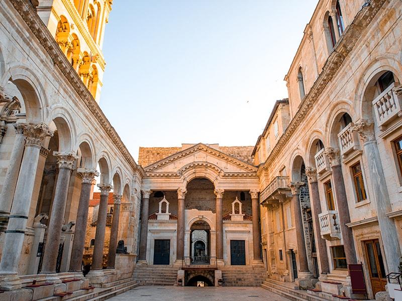 Croacia. Admirar Dubrovnik