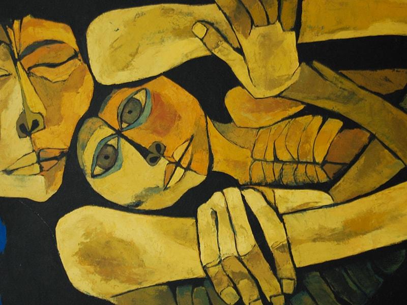 Ecuador y Galápagos. Visitar en privado las colecciones del famoso artista Oswaldo Guayasamin