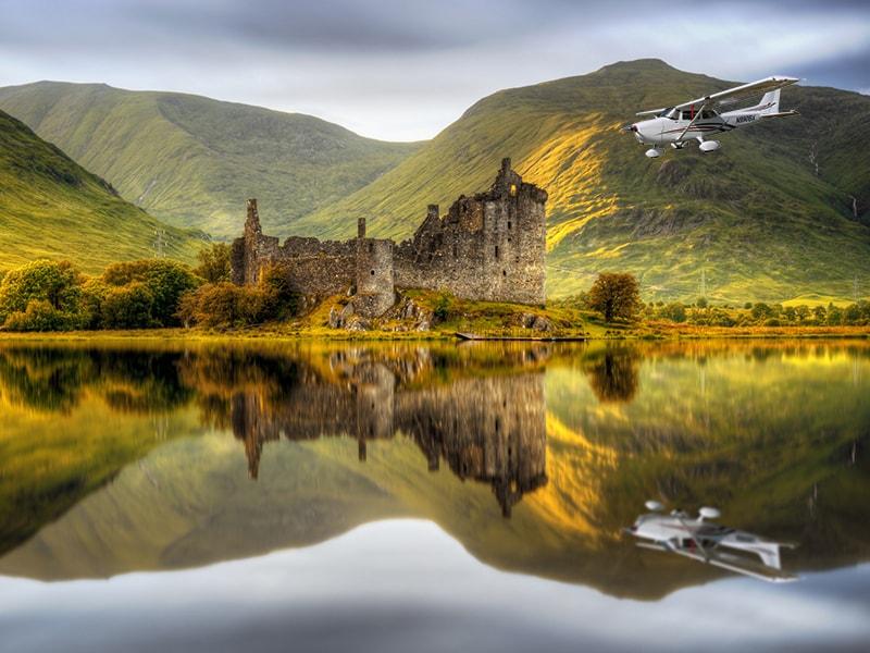 Escocia. Parque Nacional de Loch Lomond