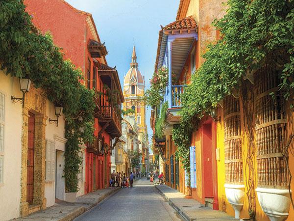Viaje exclusivo a Colombia
