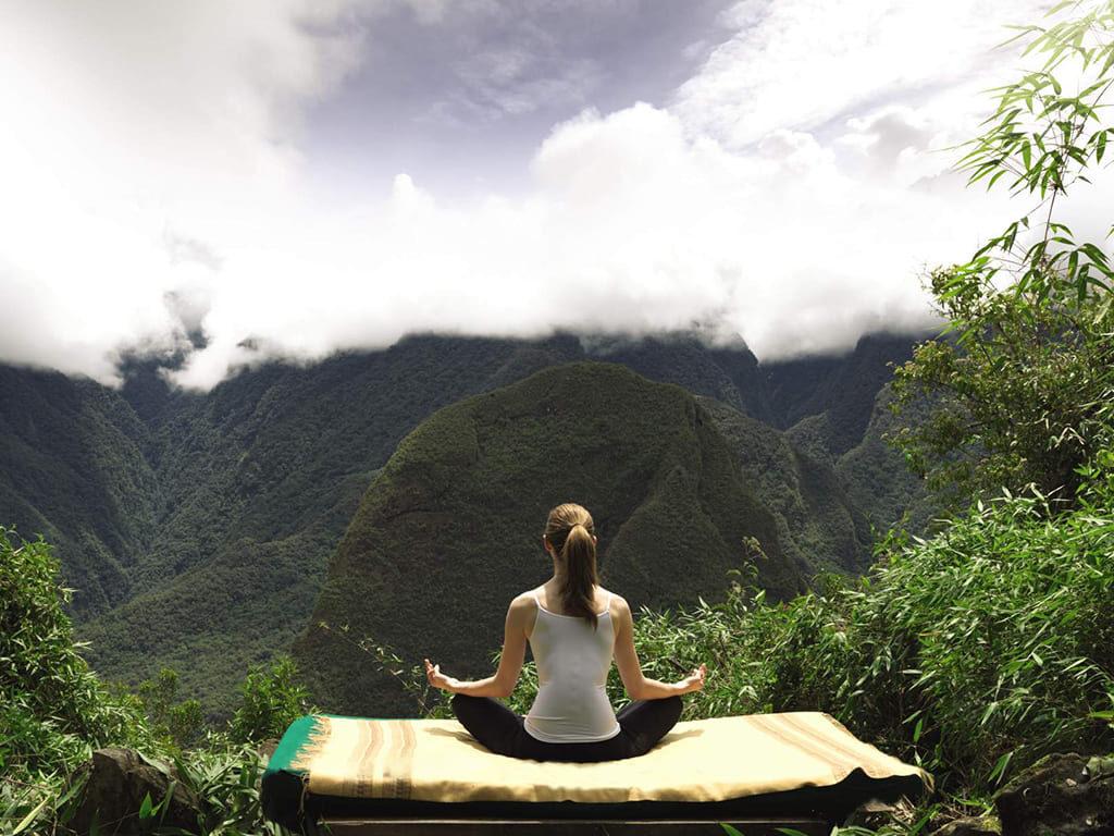 Yoga, machupichu, cusco, cuzco, peru
