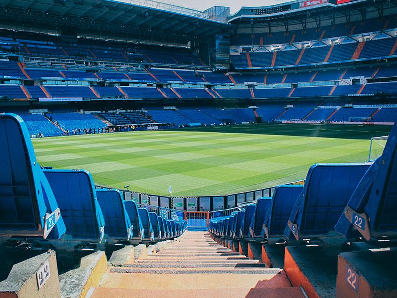 España. Siente la pasión del fútbol en una experiencia única y exclusiva.
