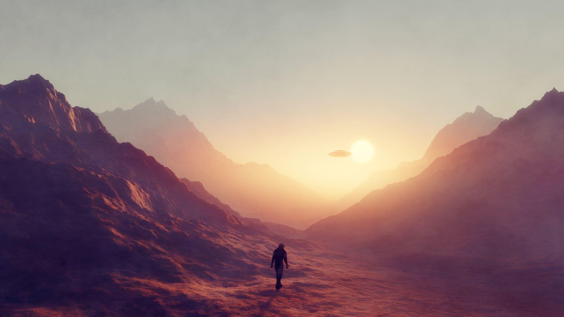 Vive una Experiencia Exclusiva en Marte con NUBA