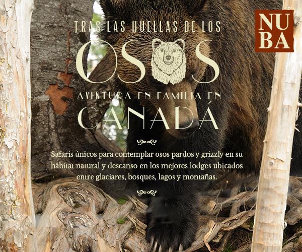 Canada en familia by Nuba