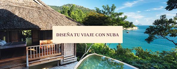 Diseña tu viaje con NUBA
