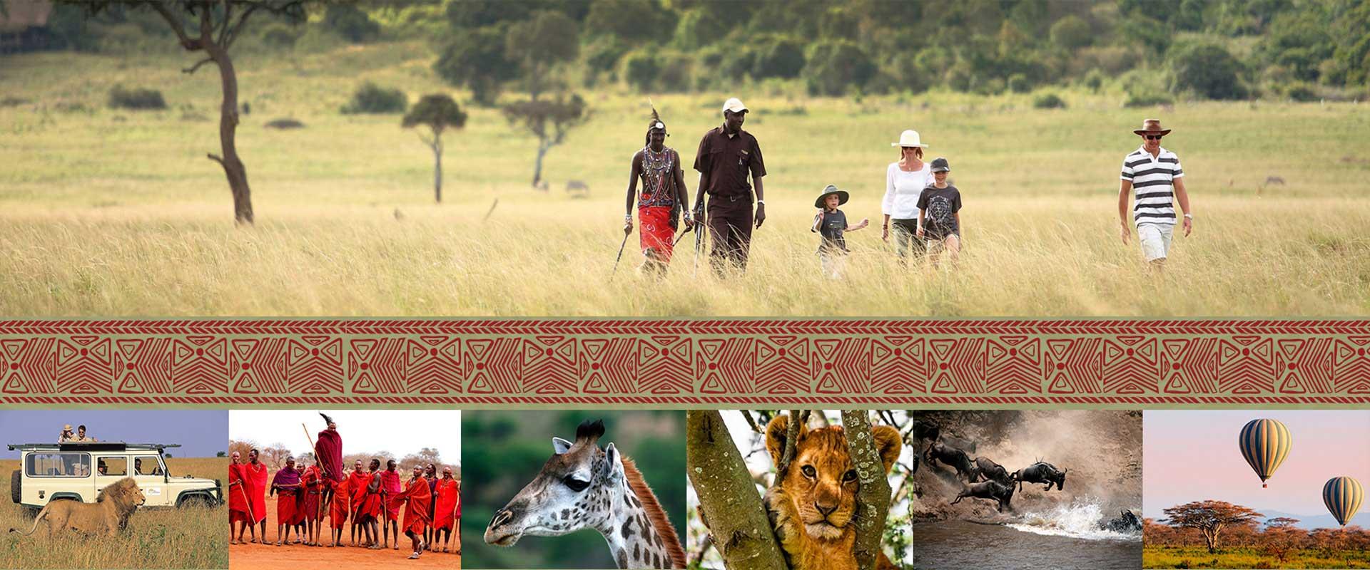 Foto NUBA safaris en familia