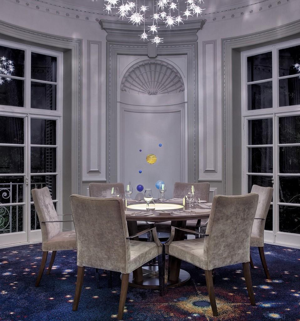 Restaurante Planet en Belmond Mount Nelson Hotel