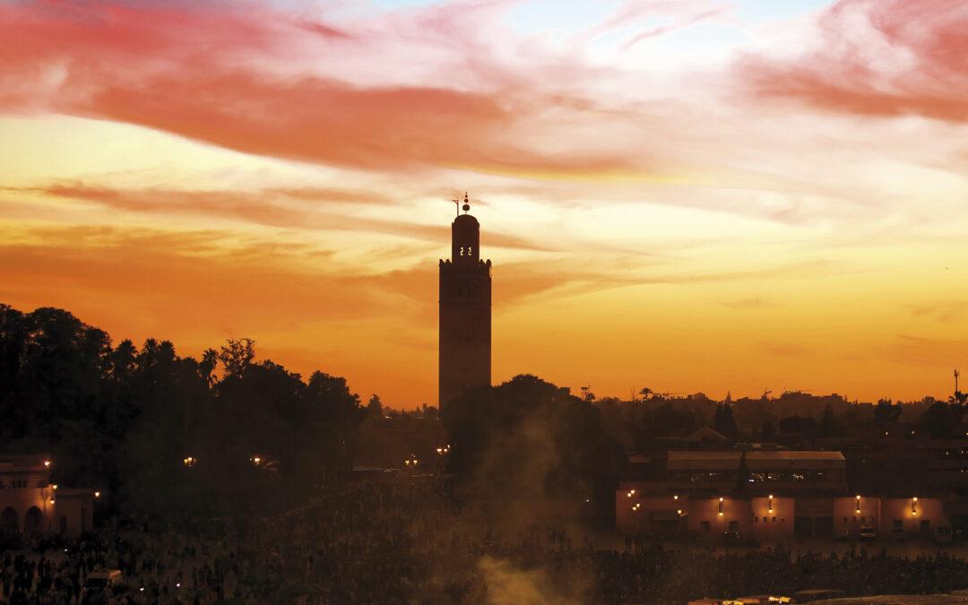 Amar… amar… a Marrakech