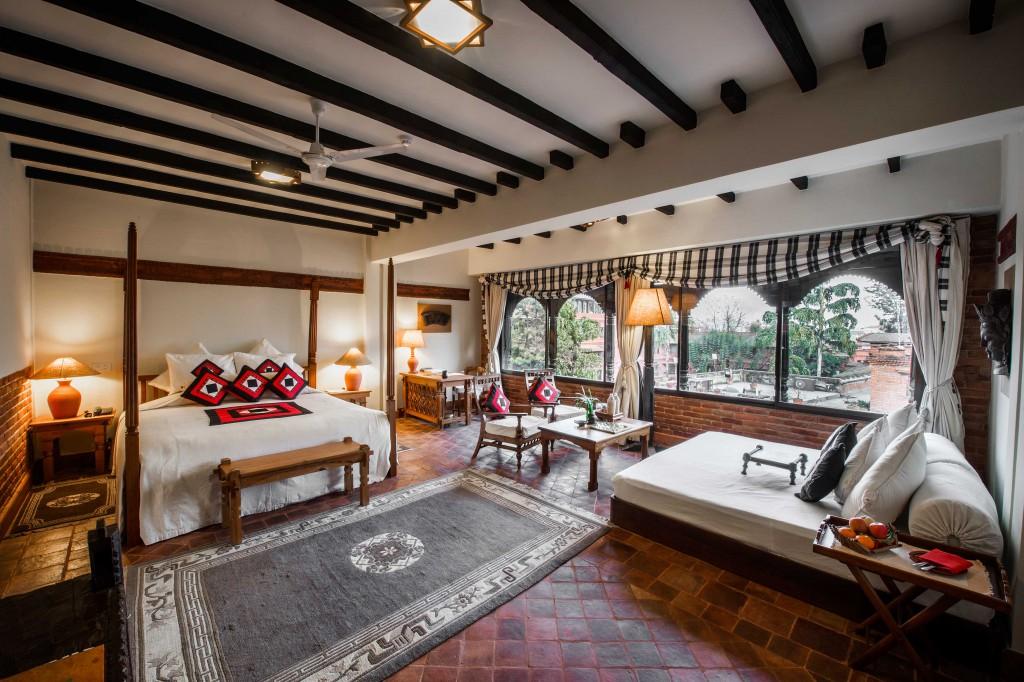 Dwarika's Kathmandu hotel