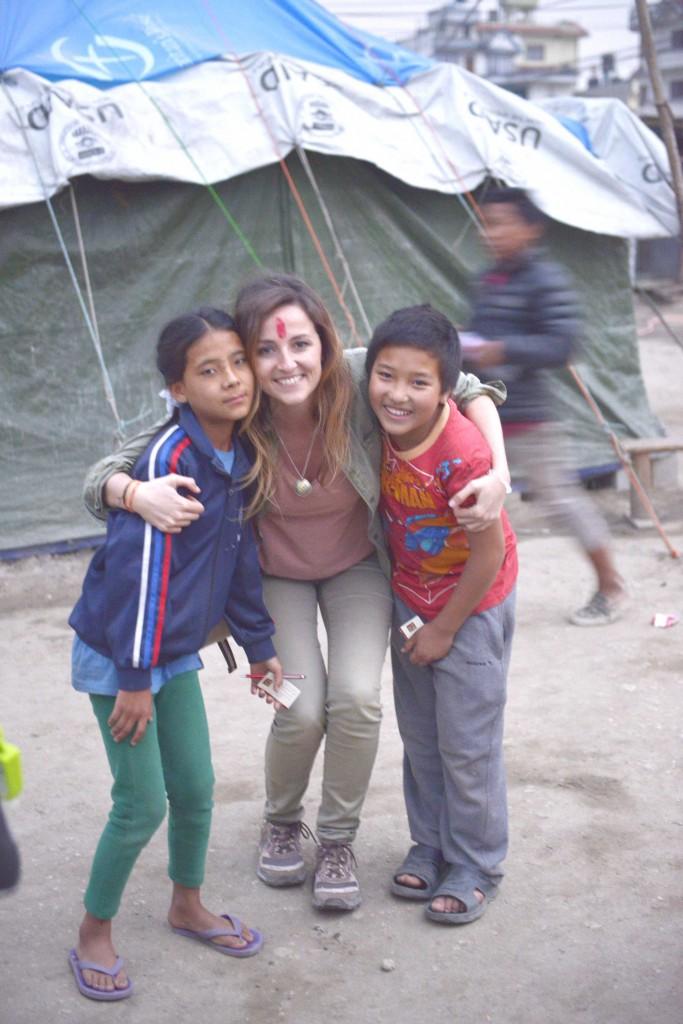 niños Nepal