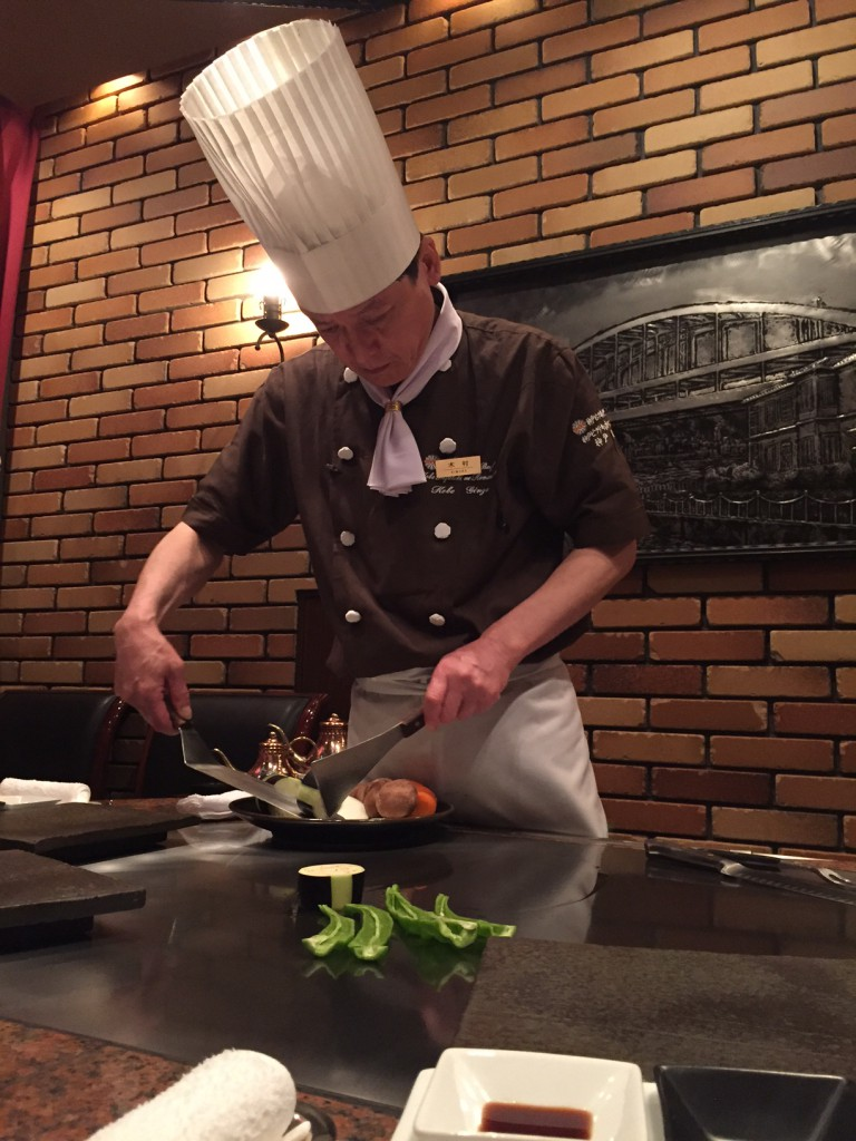 restaurante Bifteck no Kawamura