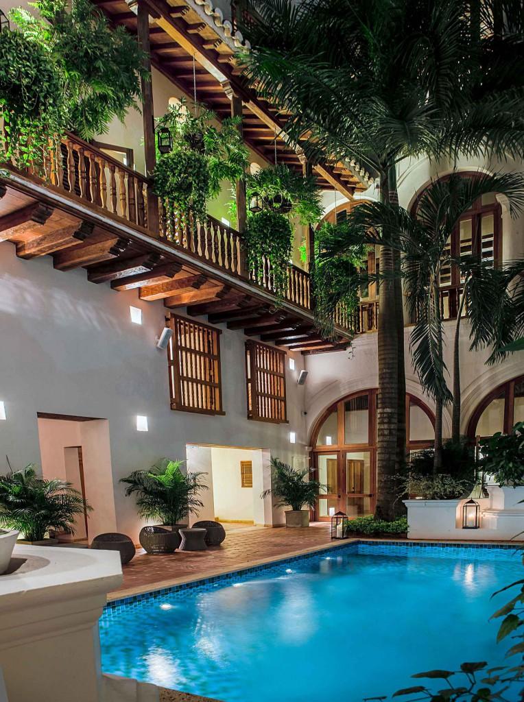 Casa San Agustín, Cartagena de Indias