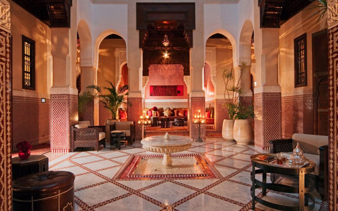 Celebro mi 9º cumpleaños en Marrakech