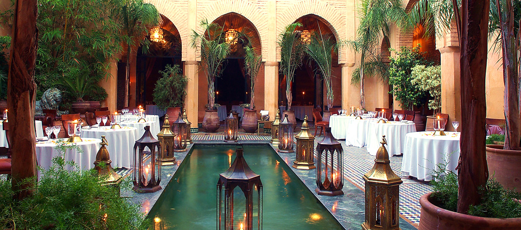 Restaurante Dar Yacout