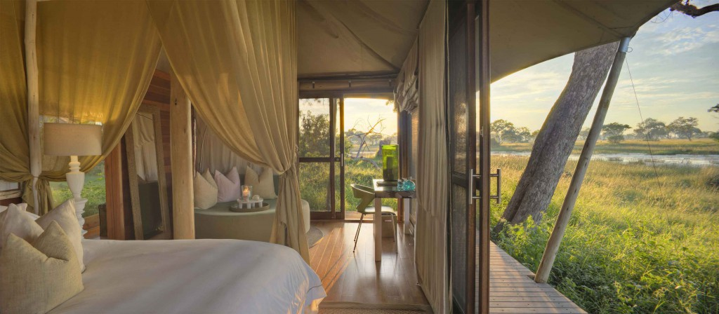 Lodge Xaranna en Delta del Okavango