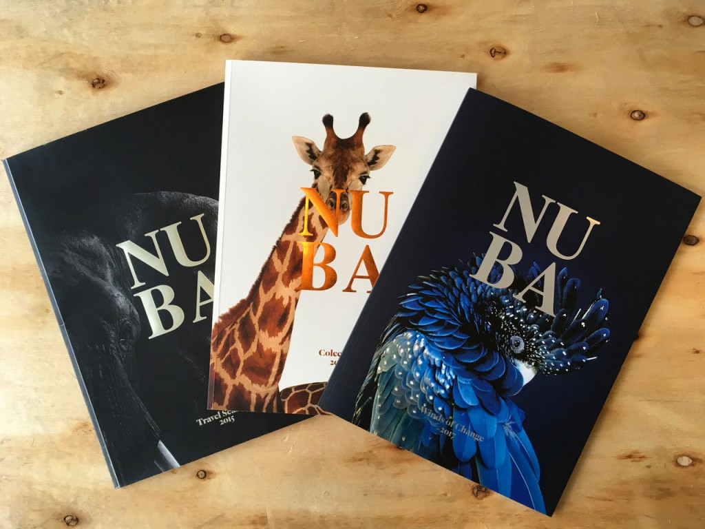Catalogo NUBA 2017