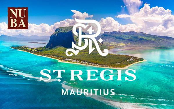 Nuba y ST.Regis Mauritius