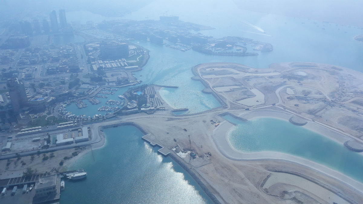 Vista Mirador Etihad Tower