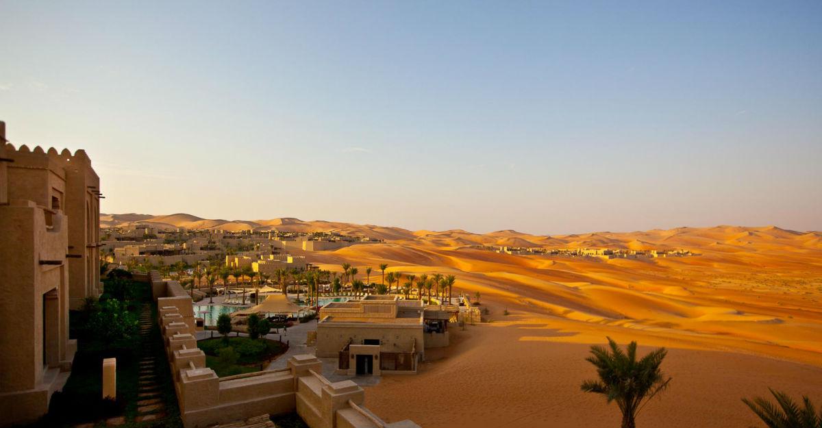 Anantara Qasr Al Sarab Hotel