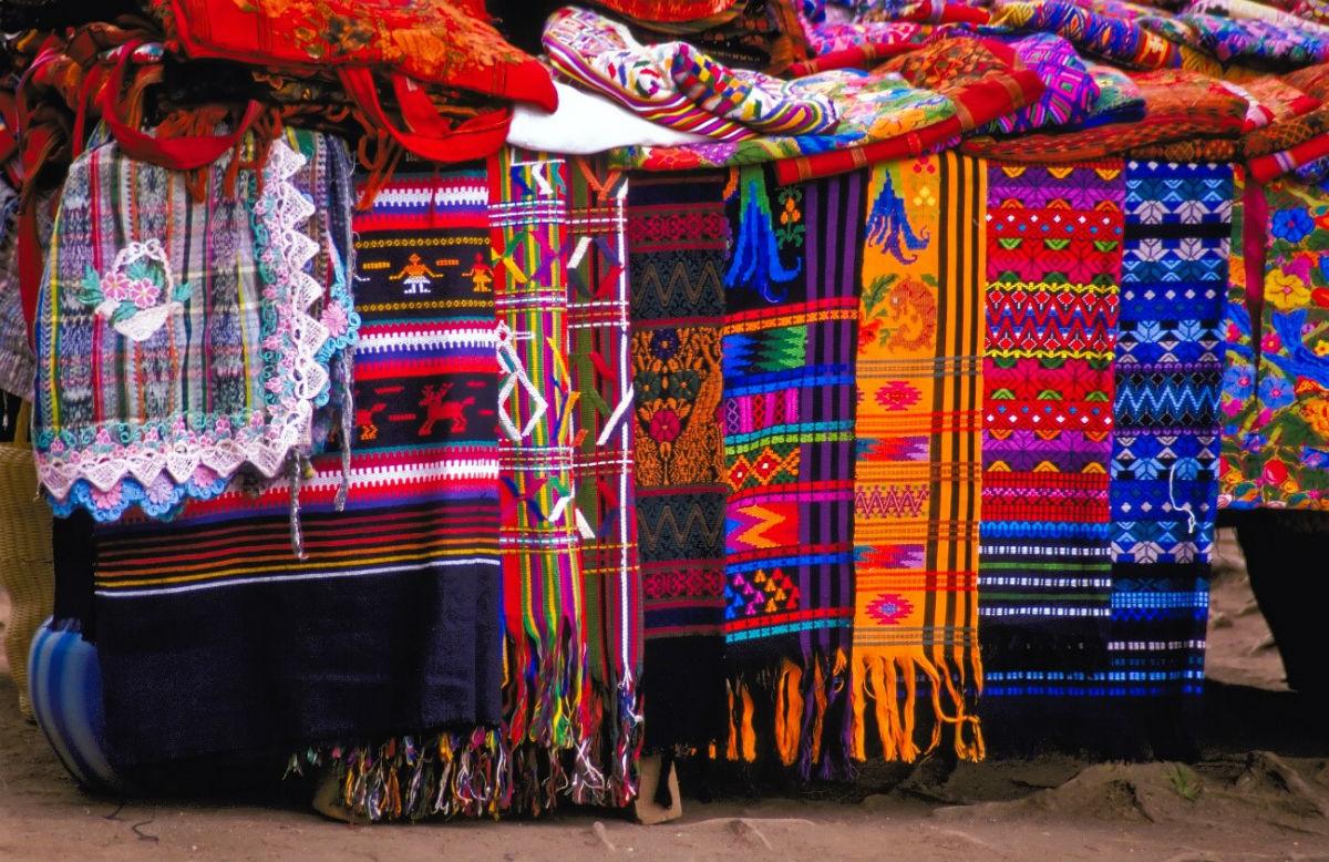 Día de mercado en Chichicastenango