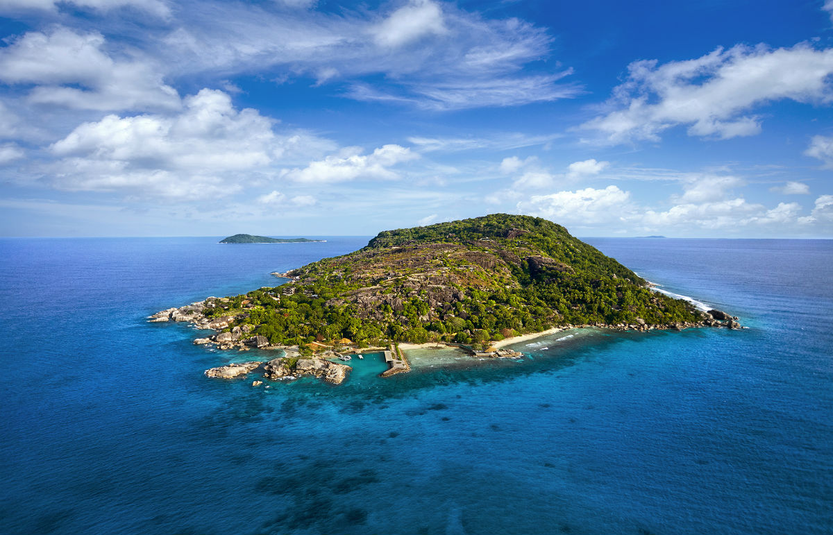 Isla privada Felicité, Seychelles