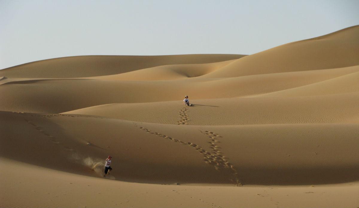 Desierto de Liwa, Abu Dhabi