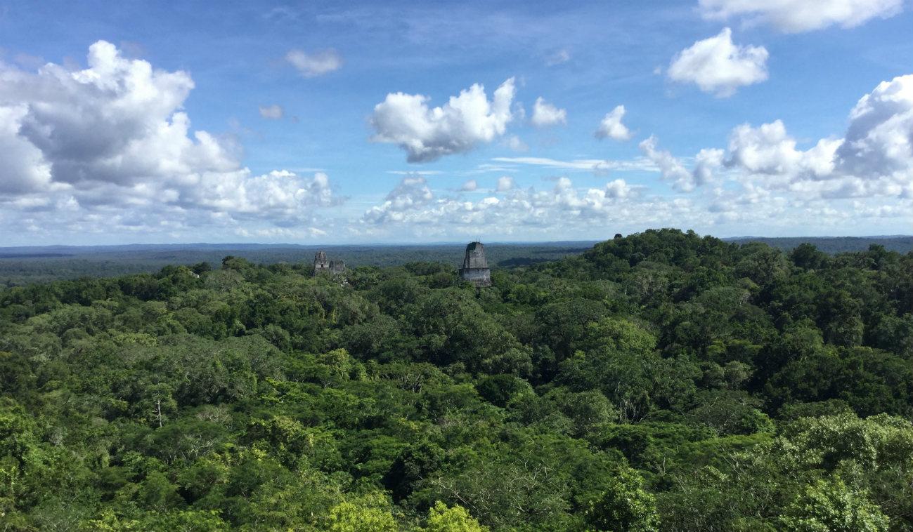 Guatemala - Parque Arqueológico Nacional de Tikal