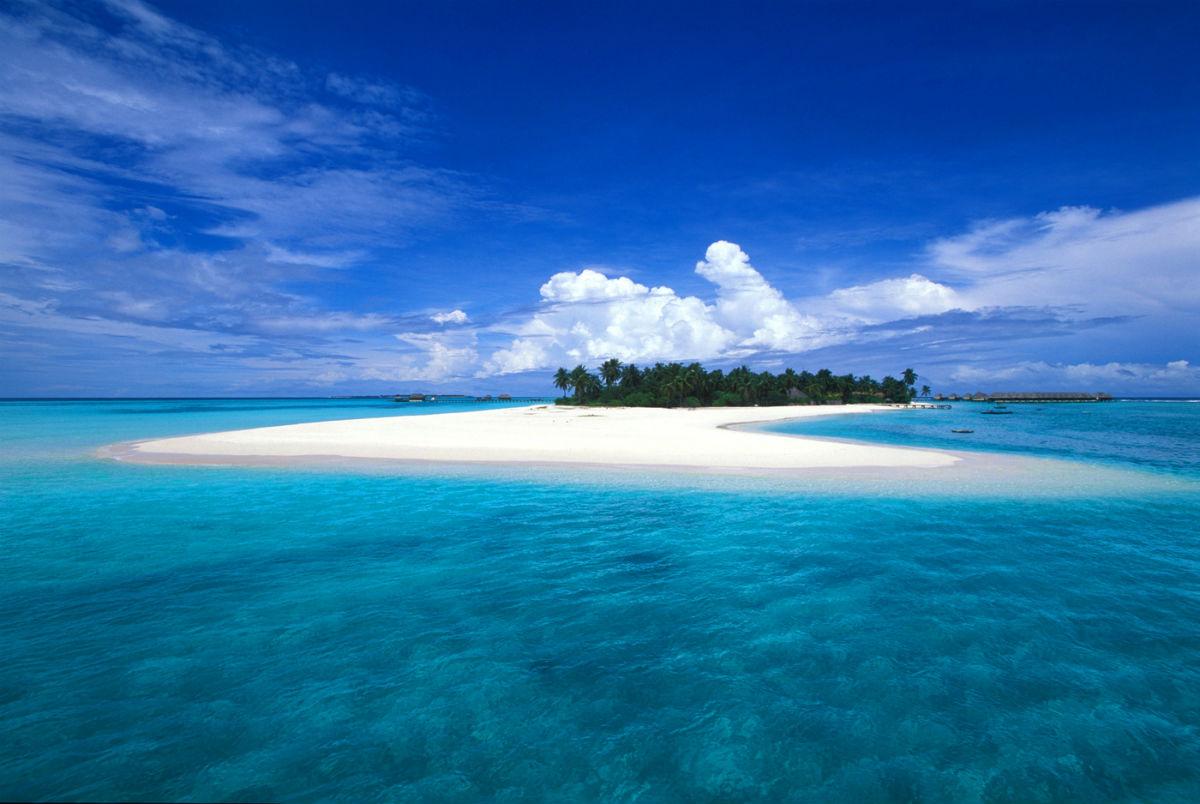 Playa Islas Maldivas